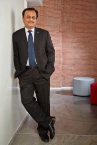 Santosh Kumar, CEO Chairman JLL India